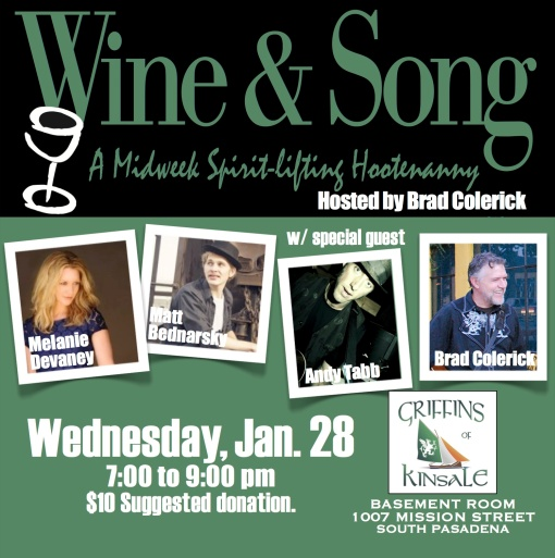 Wine & Song Griffins